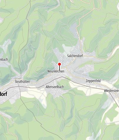 Map / Tourist Information Neunkirchen