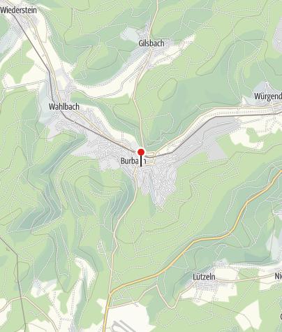 Map / Tourist Information Burbach
