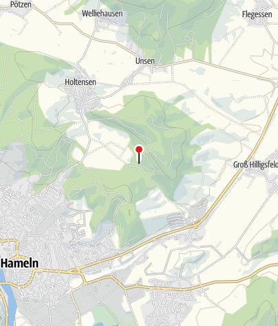 Karte / Parkplatz Schweineberg /Forsthaus Heisenküche