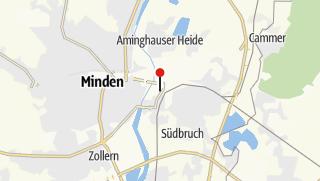 Karte / Zweirad-Center Helmut Dorn OHG