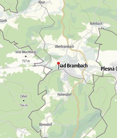 Map / Sante` Royale Hotel- & Gesundheitsresort