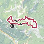 Map / Auf dem Planetenweg