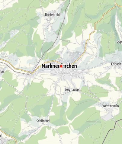 Map / Tourist-Info Markneukirchen