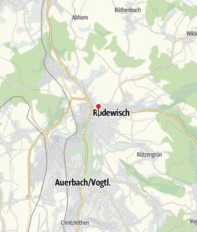 Karte / St.-Petri-Kirche Rodewisch