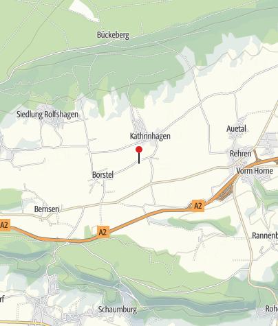 Karte / Schneide- und Ölmühle Poggenhagen