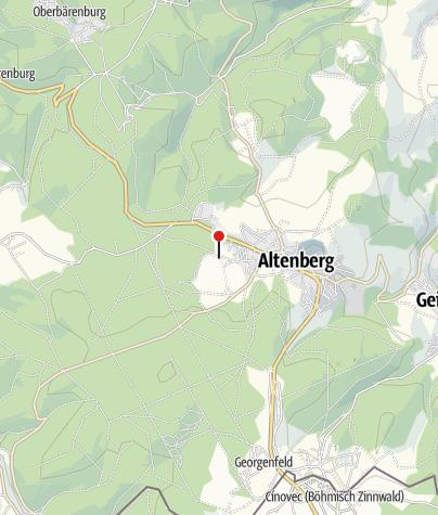 Mapa / Camping Kleiner Galgenteich