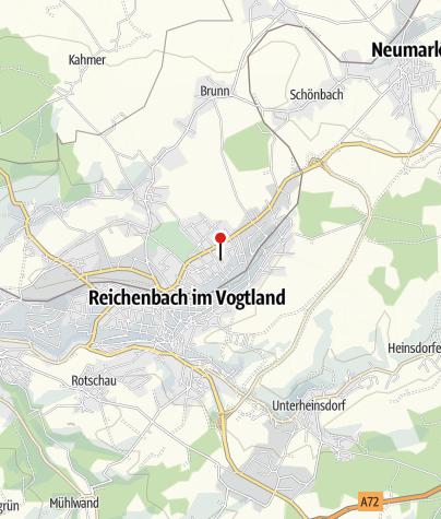 Map / Wasserturm Reichenbach