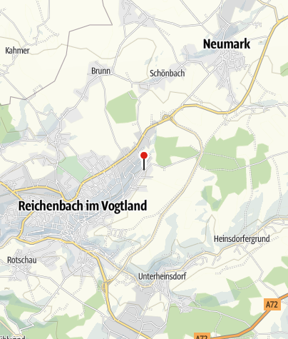 Mapa / Freibad Reichenbach