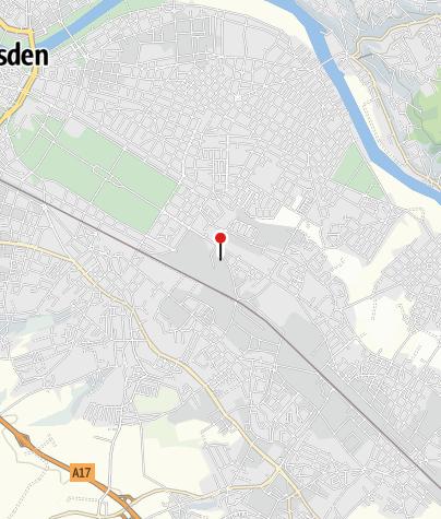 Karte / Asisi Panometer Dresden
