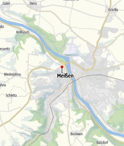 Karte / Torhaus Meißen