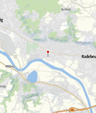 Karte / Stadtgalerie Radebeul