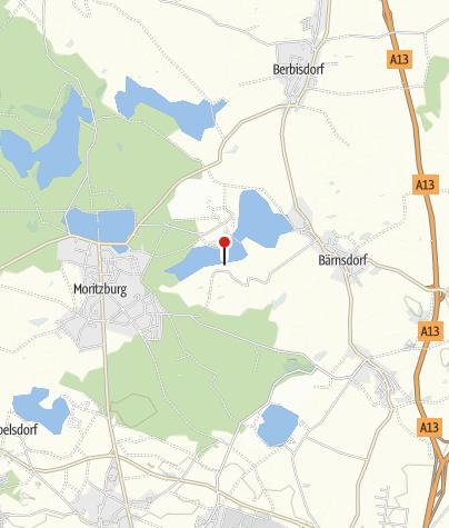 Karte / Lößnitzgrundbahn Haltepunkt Cunnertswalde