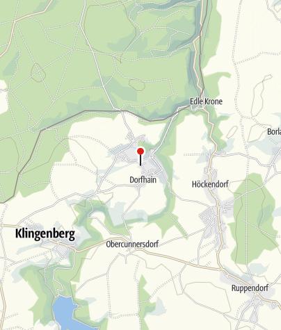 Karte / Aurora-Erbstolln
