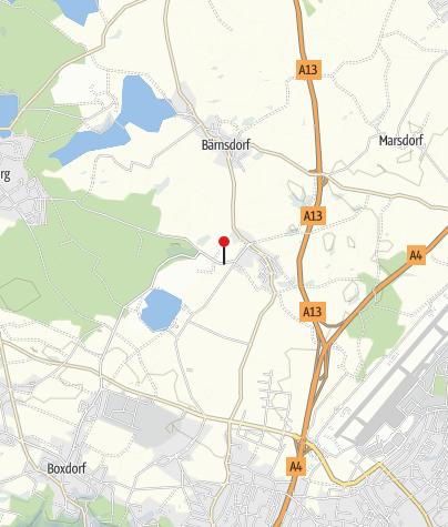 Karte / Campingplatz Waldteichfreunde Moritzburg e.V.