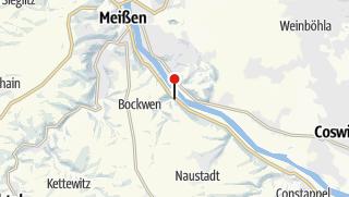 Karte / Campingplatz Rehbocktal