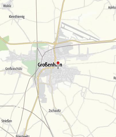 Karte / NaturErlebnisBad Großenhain