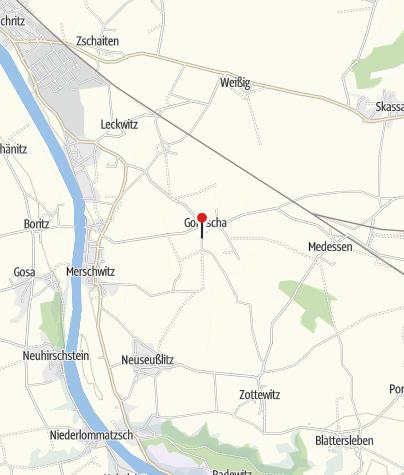 Map / Naturbad Goltzscha