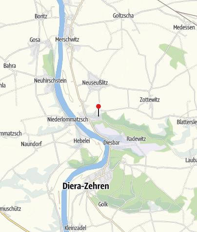 """Karte / Besenwirtschaft """"Raum's Klarissenklause"""""""