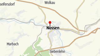 Karte / Stadtkirche Nossen