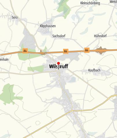 Karte / Lutherkirche Radebeul