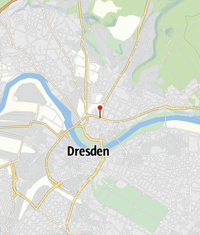 Karte / Die Welt der DDR