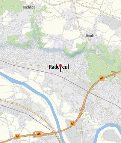Karte / Karl-May-Museum Radebeul
