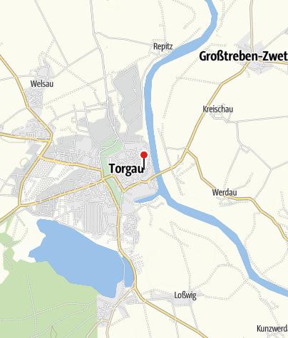 Karte / Katharina-Luther-Stube Toragu
