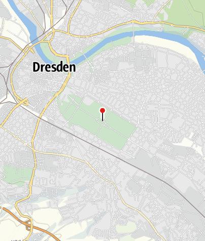 Karte / Großer Garten Dresden
