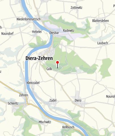 Karte / Pension Winzerhof Golk