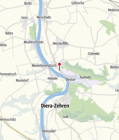 Karte / Anleger Seußlitz