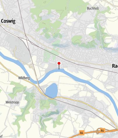 Karte / Anleger Radebeul