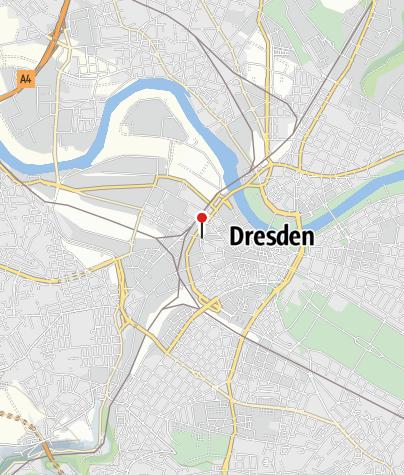 Karte / Dresdner Kabarett Breschke & Schuch