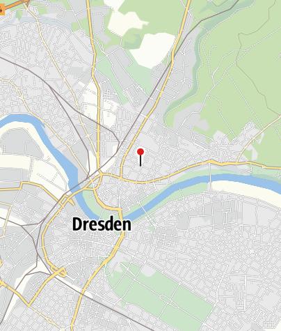 Karte / Projekttheater Dresden