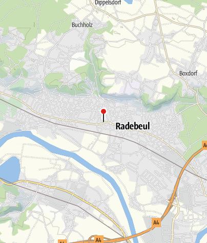 Karte / Landesbühnen Sachsen