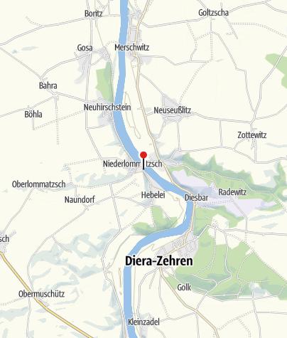 Karte / Naturerlebniszentrum Hebelei