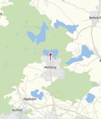 Karte / Tourist-Information Moritzburg