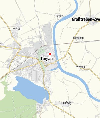 Karte / Torgau-Informations-Center