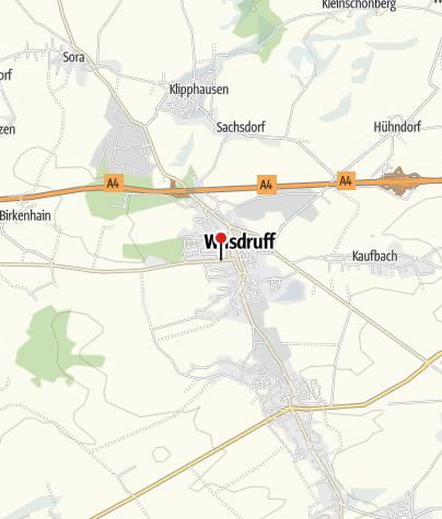 Karte / Stadtverwaltung Wilsdruff