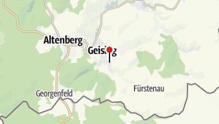 """Map / Restaurant """"Am Schauhübel"""""""