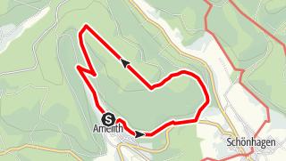 Karte / Alte Schmacht und junge Schmacht (Am 15)