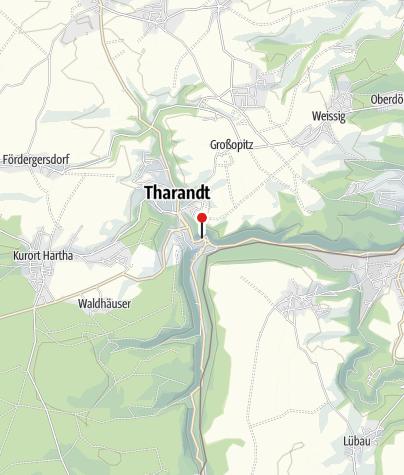 Karte / Tourismusbüro Stadt Tharandt