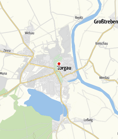 Karte / Torgauer Stadtkirche St. Marien