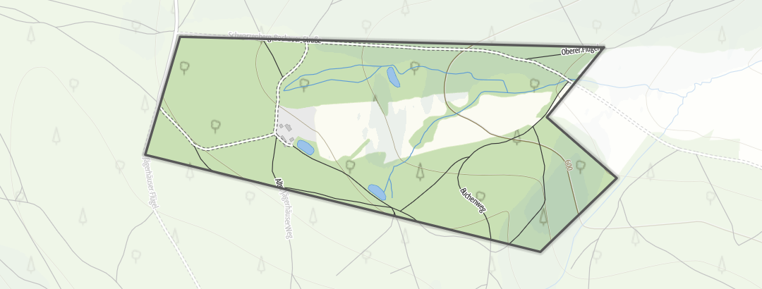 Karte / Conradswiese
