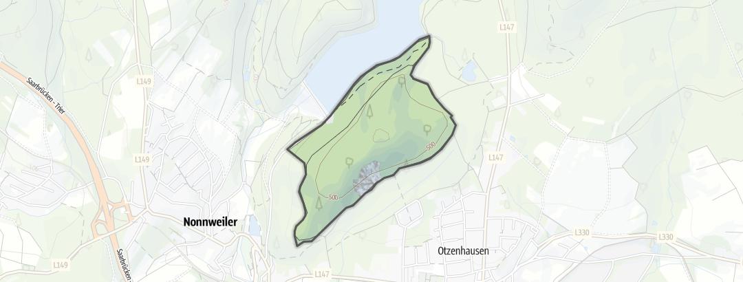 Map / Kahlenberg