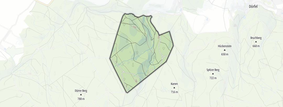 Karte / Rungstock