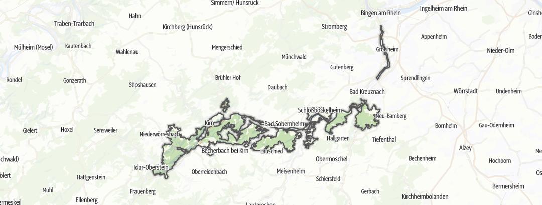 Map / Nahetal