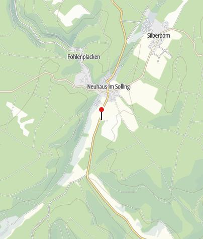 Karte / Wander-Rastplatz Wildparkhaus Neuhaus